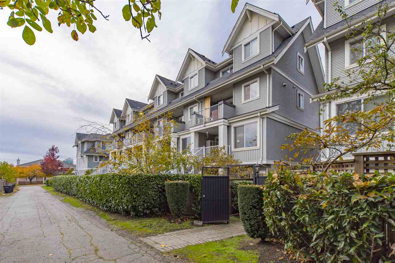 Sold: 29 - 7370 Stride Avenue, Burnaby, BC