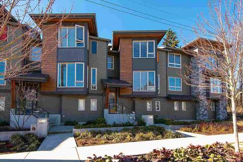 Townhouse for sale at 757 Orwell St Unit 29 North Vancouver British Columbia - MLS: R2349922