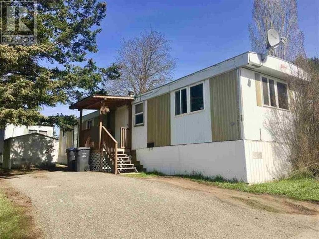 Residential property for sale at 770 11th Ave N Unit 29 Williams Lake British Columbia - MLS: R2395404