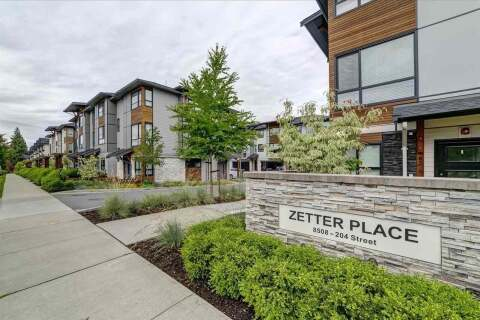 Townhouse for sale at 8508 204 St Unit 29 Langley British Columbia - MLS: R2469404