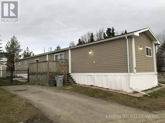 Home for sale at 851 63 St Unit 29 Edson Alberta - MLS: 51113