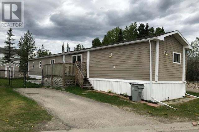 Residential property for sale at 851 63 St Unit 29 Edson Alberta - MLS: 52637