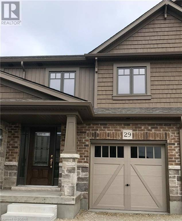 Townhouse for rent at 29 Archer Ave Collingwood Ontario - MLS: 231097