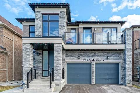 House for rent at 29 Argelia Cres Brampton Ontario - MLS: W4735696