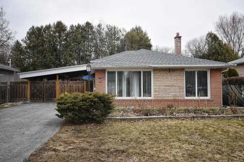 House for sale at 29 Aurora Heights Dr Aurora Ontario - MLS: N4727720