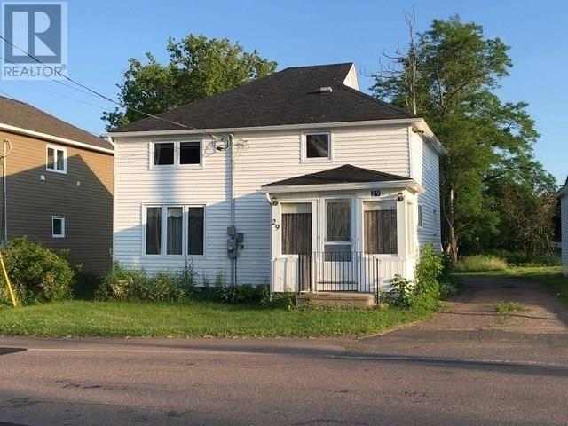 House for sale at 29 Avenue De L'eglise  St. Antoine New Brunswick - MLS: M124350