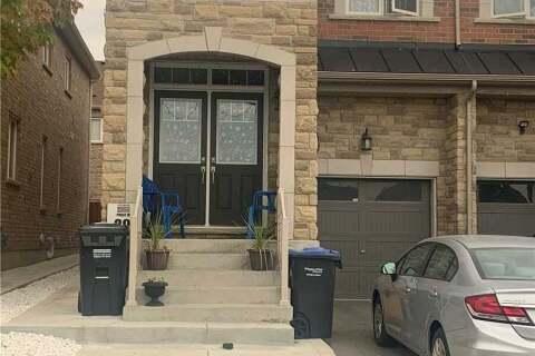 Townhouse for rent at 29 Baffin Cres Brampton Ontario - MLS: W4912183