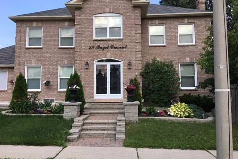 House for sale at 29 Bayel Cres Richmond Hill Ontario - MLS: N4390218