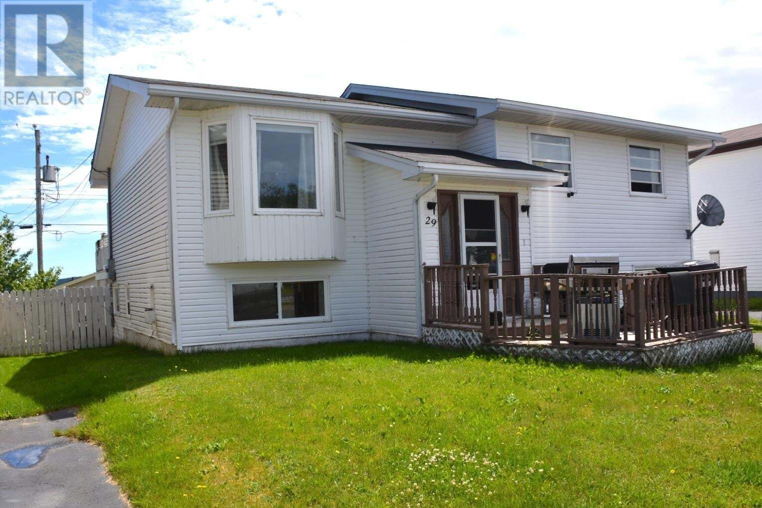 House for sale at 29 Bellevue Cres St. John's Newfoundland - MLS: 1218434