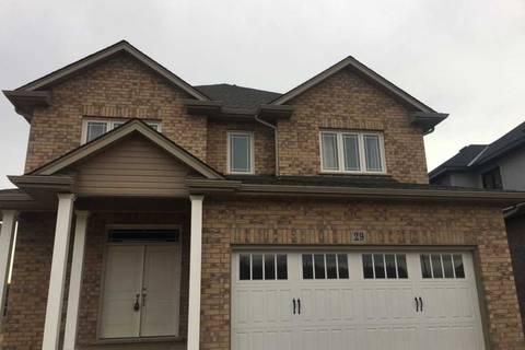 House for sale at 29 Bergenstein Cres Pelham Ontario - MLS: X4718098