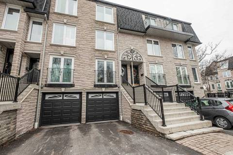 Townhouse for rent at 29 Birchbank Ln Toronto Ontario - MLS: C4687141