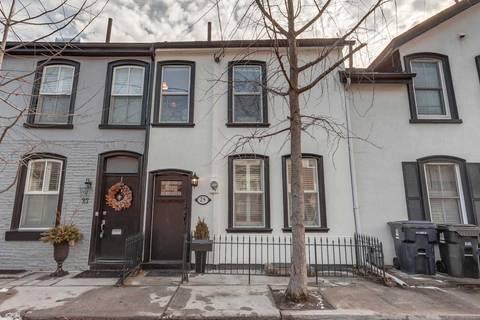 Townhouse for sale at 29 Bishop St Toronto Ontario - MLS: C4683028