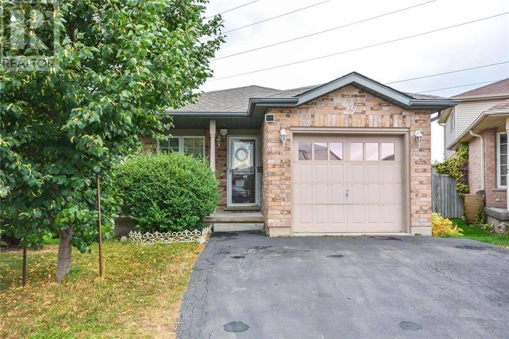 House for sale at 29 Bronwyn Pl Guelph Ontario - MLS: 30769567