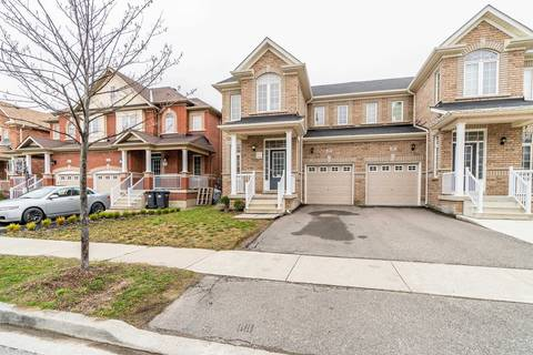 Townhouse for sale at 29 Callalily Rd Brampton Ontario - MLS: W4439145