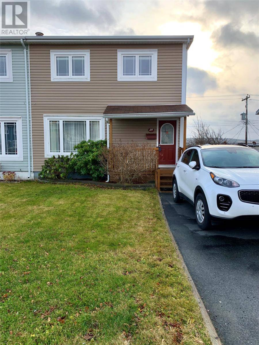 House for sale at 29 Canada Dr St. John's Newfoundland - MLS: 1207498