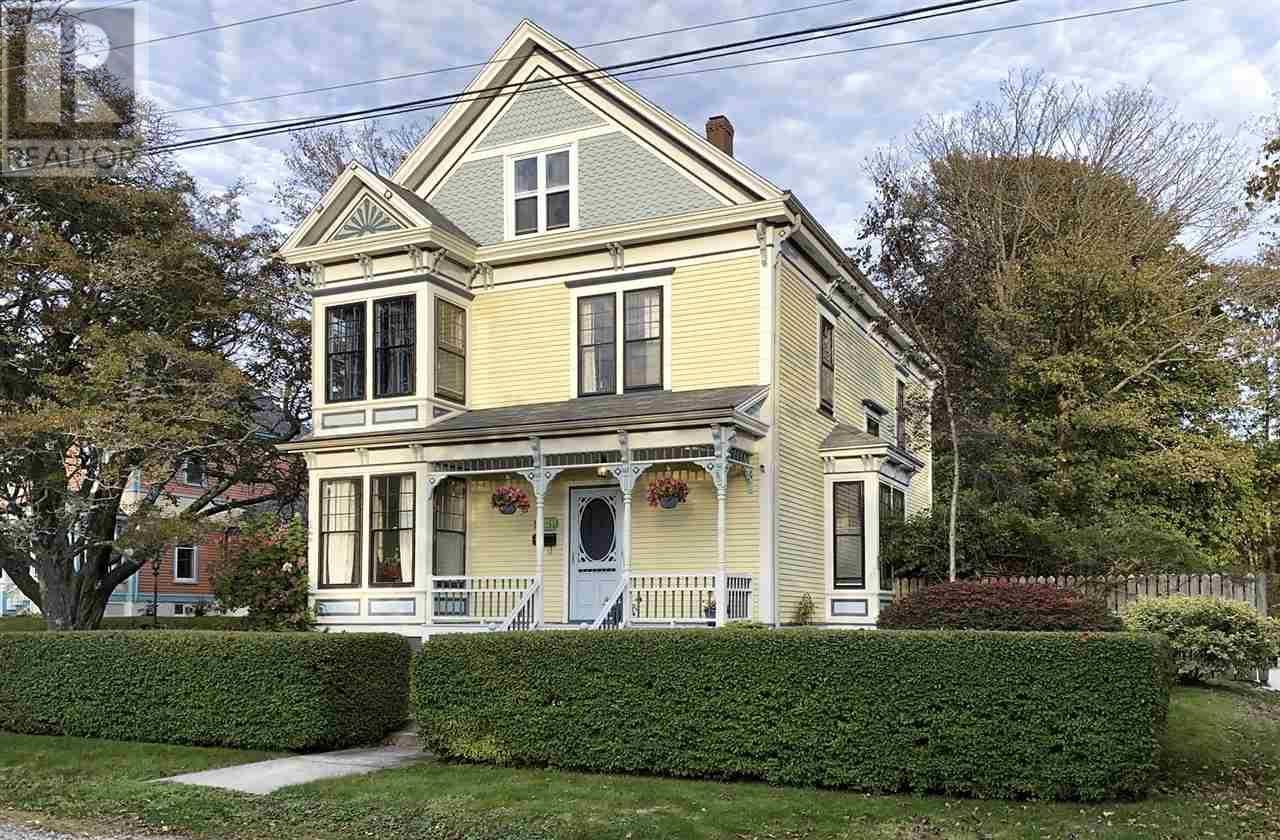 House for sale at 29 Carleton St Yarmouth Nova Scotia - MLS: 201910001