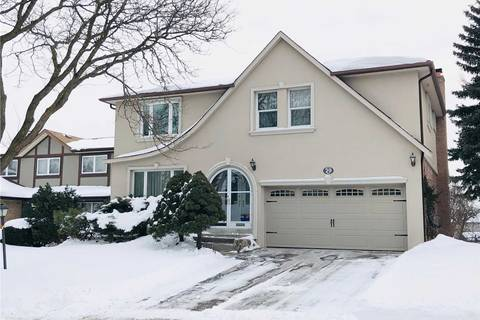 House for sale at 29 Carlton Rd Markham Ontario - MLS: N4355293