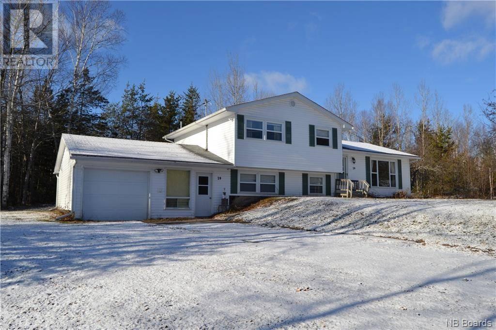 House for sale at 29 Cedar Ave Nerepis New Brunswick - MLS: NB038362