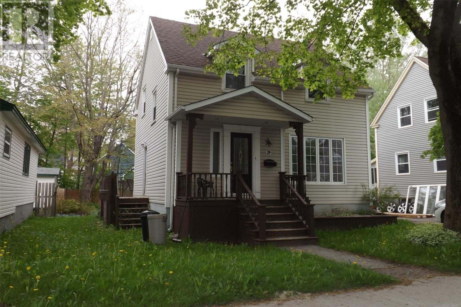 House for sale at 29 Central St Corner Brook Newfoundland - MLS: 1211269