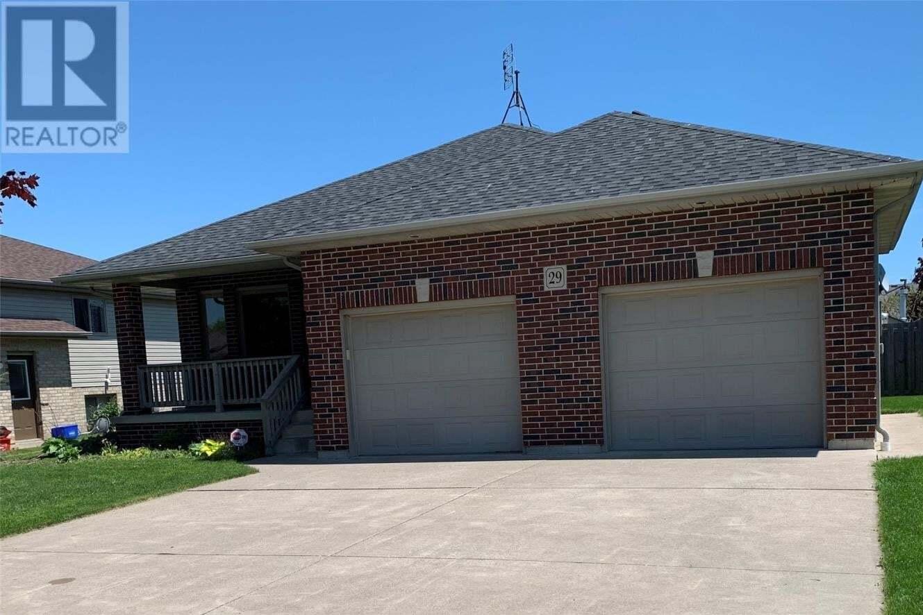 House for sale at 29 Conservation Blvd Kingsville Ontario - MLS: 20005854