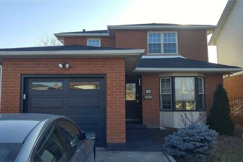 House for sale at 29 Darrow Dr Hamilton Ontario - MLS: X4387318