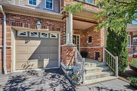 Townhouse for sale at 29 Delight Wy Whitby Ontario - MLS: E4804912