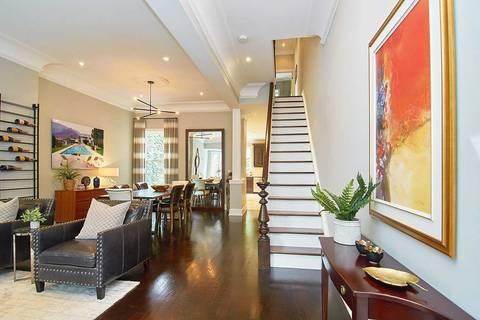 Townhouse for rent at 29 Draper St Toronto Ontario - MLS: C4647875