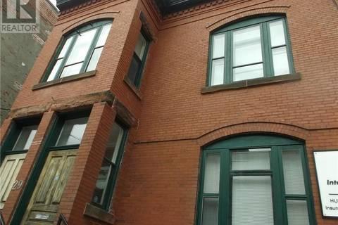 Commercial property for sale at 29 Duke St Saint John New Brunswick - MLS: NB002777