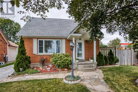 House for sale at 29 Edna St Kitchener Ontario - MLS: 30751629