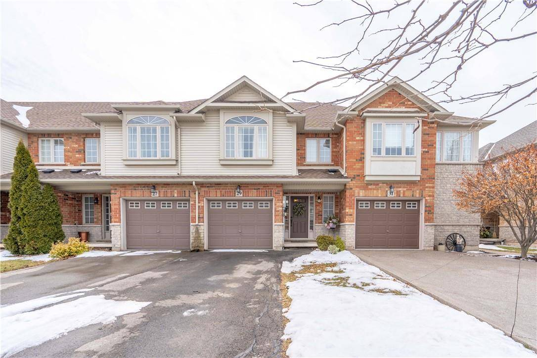 Townhouse for sale at 29 Elderberry Ave Grimsby Ontario - MLS: H4072396