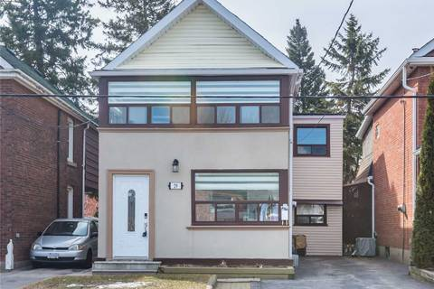 House for sale at 29 Emmett Ave Toronto Ontario - MLS: W4408862