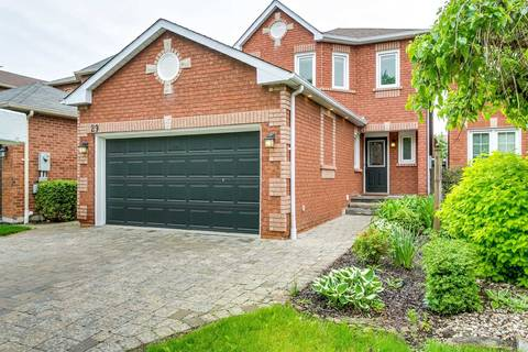 House for sale at 29 Fieldnest Cres Whitby Ontario - MLS: E4481814