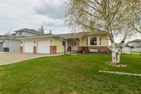 House for sale at 29 Fieldstone Cres Spruce Grove Alberta - MLS: E4157563