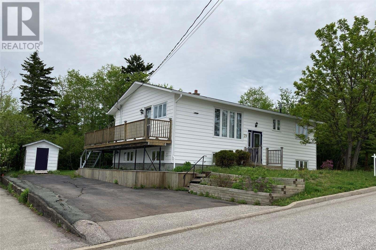House for sale at 29 First Ave Lewisporte Newfoundland - MLS: 1211544