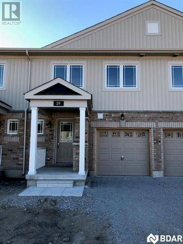 Townhouse for rent at 29 Franks Wy Barrie Ontario - MLS: 30749677