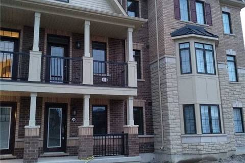 Townhouse for rent at 29 George Peach Ave Markham Ontario - MLS: N4635122