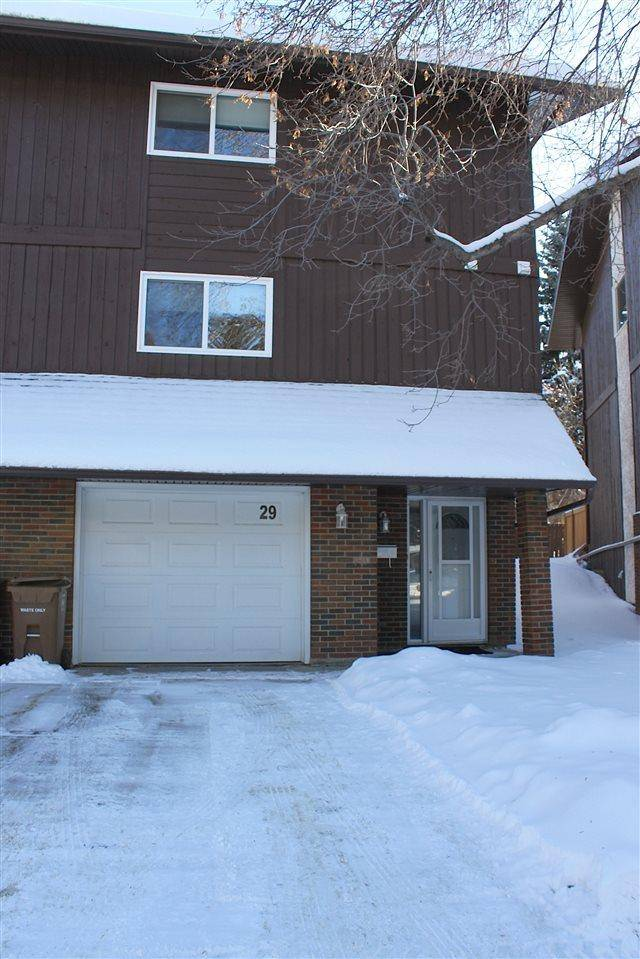 Townhouse for sale at 29 Glaewyn Es  St. Albert Alberta - MLS: E4188323
