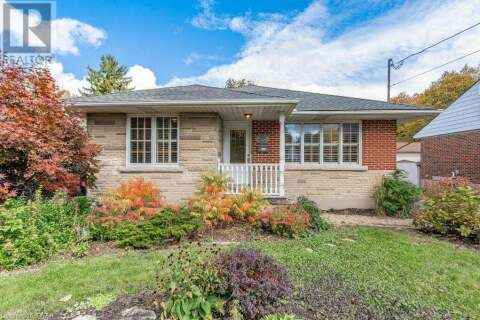 House for sale at 29 Glenwood Ave Guelph Ontario - MLS: 40027935