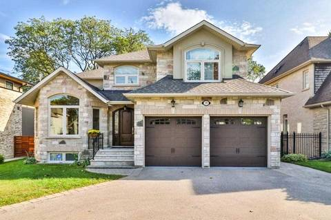 House for sale at 29 Greenfield Dr Toronto Ontario - MLS: W4588734