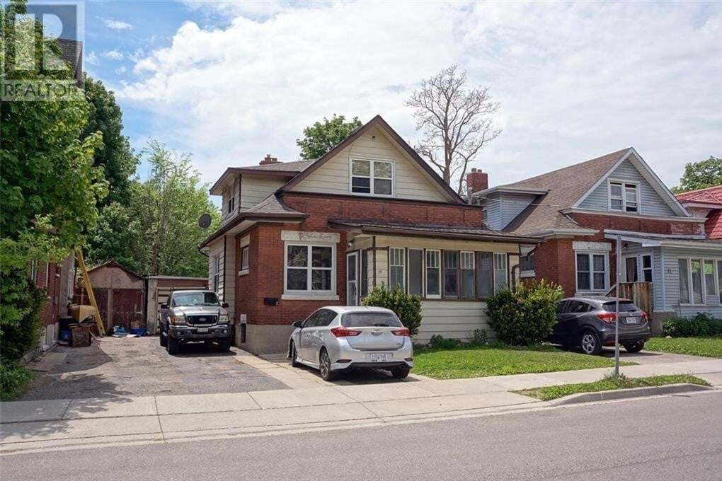 House for sale at 29 Gruhn St Kitchener Ontario - MLS: 30825640
