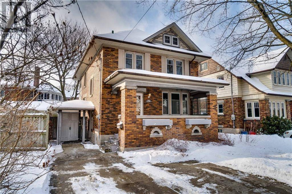 House for sale at 29 Highland Rd West Kitchener Ontario - MLS: 30786245