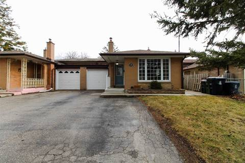 Townhouse for sale at 29 Hucknall Rd Toronto Ontario - MLS: W4725217