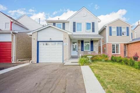 House for sale at 29 Junewood Cres Brampton Ontario - MLS: W4918557