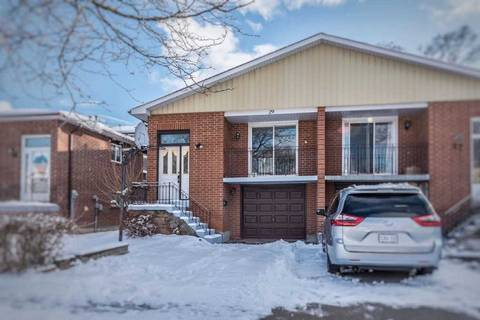 Townhouse for sale at 29 Kenfin Ave Toronto Ontario - MLS: E4648967