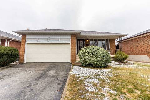 House for sale at 29 Knowland Dr Toronto Ontario - MLS: W4731634