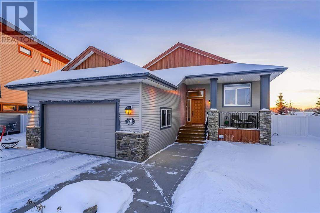 House for sale at 29 Leaside Cres Sylvan Lake Alberta - MLS: ca0186178