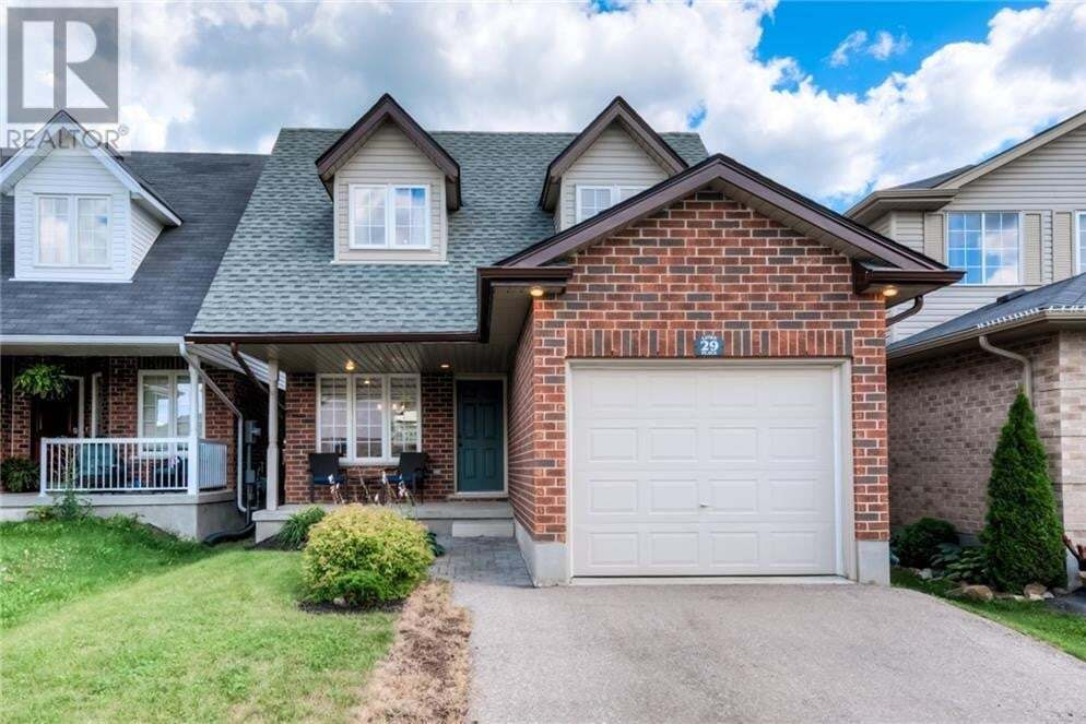 House for sale at 29 Linke Pl Guelph Ontario - MLS: 30826809
