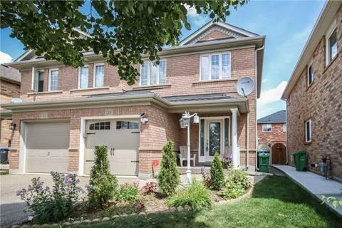Townhouse for sale at 29 Lockheed Cres Brampton Ontario - MLS: W4541114