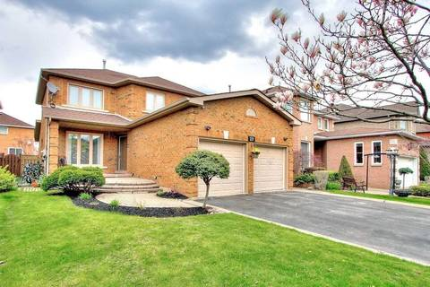 House for sale at 29 Loma Vista Dr Vaughan Ontario - MLS: N4488594