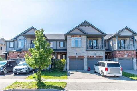 Townhouse for sale at 29 Machado St Kitchener Ontario - MLS: 40021259